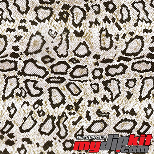 Water Transfer Printing Film - Hydrographic Film - Hydro Dipping - Dragon Snakeskin - AP-120-A