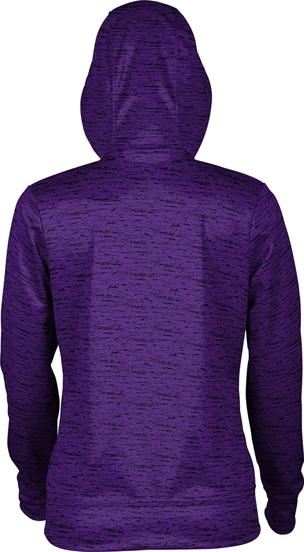 Weber State University Girls Zipper Hoodie Brushed School Spirit Sweatshirt