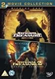 National Treasure 1&2 [DVD]