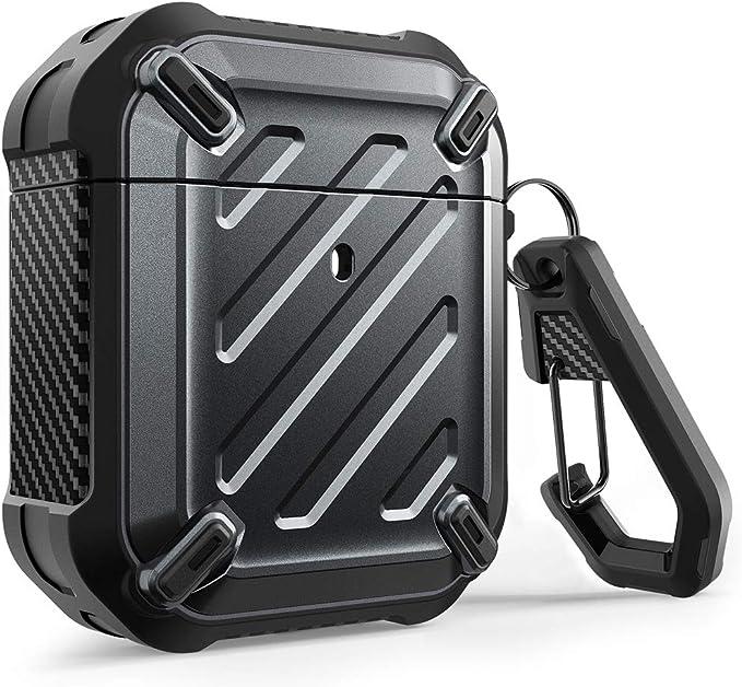 Supcase Airpods Hülle Tragbar Airpods Case Stoßfest Elektronik