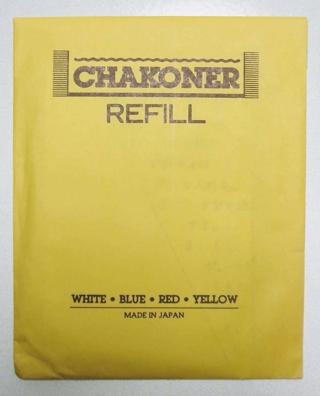 CHOOSE COLOR Chakoner Chalk Refill Tailor Seamstress Quilting Japanese