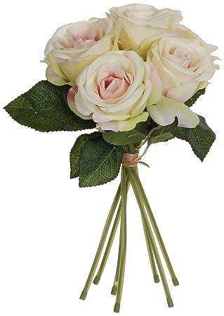Mica Decorations 914300 Bouquet Rose L28d19 Est A Dire Rose Bouquet