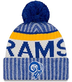 new styles 9a2ac 15344 Los Angeles Rams New Era 2017 NFL Sideline On Field