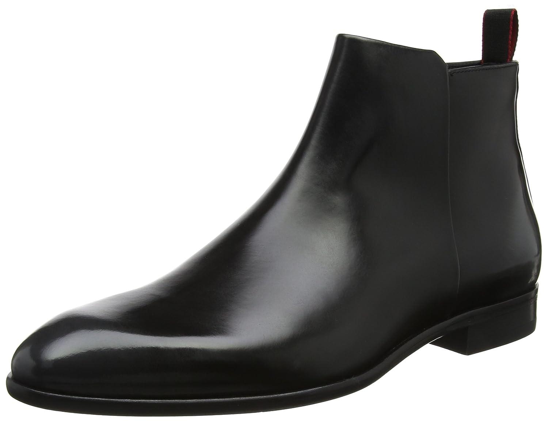 HUGO Boots Schwarz Appeal_Zipb_BO Für Herren, 50379940 Schwarz Boots (Black) dcfd36