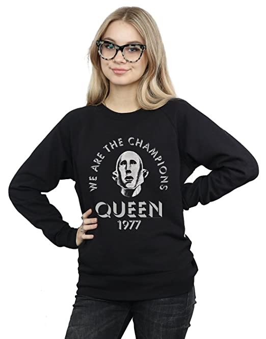 Absolute Cult Queen Hombre We Are The Champions Camiseta 1JPtBuX4bX