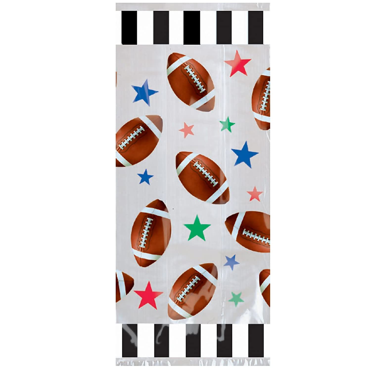 Amazon.com: Football Party Goody Bags - Football Party Favors Bag ...