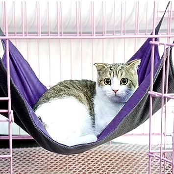 Ocama Katze Hangematte Balkon Pet Hange Kissen Bett Die Sich Sitz