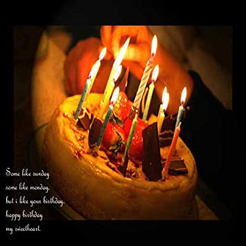 Peachy Amazon Com Happy Birthday Songs Appstore For Android Funny Birthday Cards Online Elaedamsfinfo