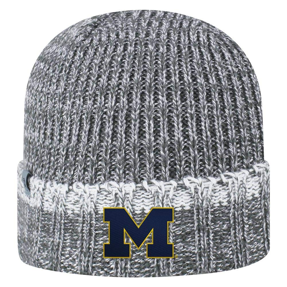 c4ecacca6b32a Amazon.com  University of Michigan Wolverines Toddler Knit Hat   Touch  Screen Gloves  Sports   Outdoors
