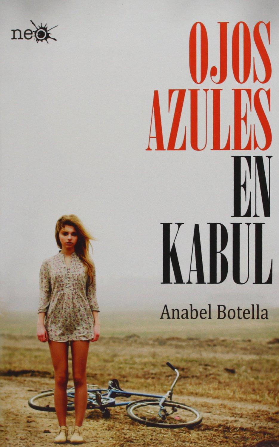 Ojos Azules En Kabul By Anabel Botella