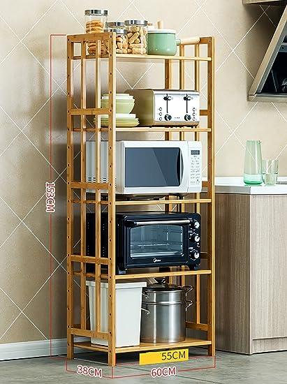lo stoccaggio e l\'organizzazione della cucina Scaffale a muro di ...