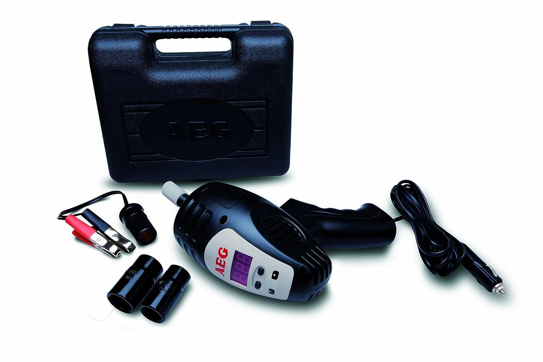 AEG 97135 SD 340 - Destornillador de impacto con preselección digital de la velocidad (de 80 a 340 Nm, 12 V, con maletín y juego de accesorios) AEG Automotive