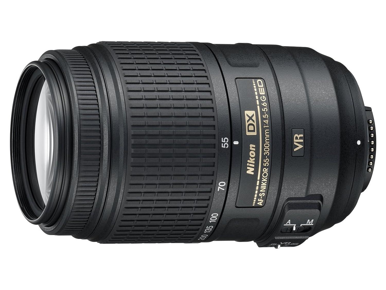 Nikon Objetivo para cámara AF S DX mm SLR  Superteleobjetivo DX