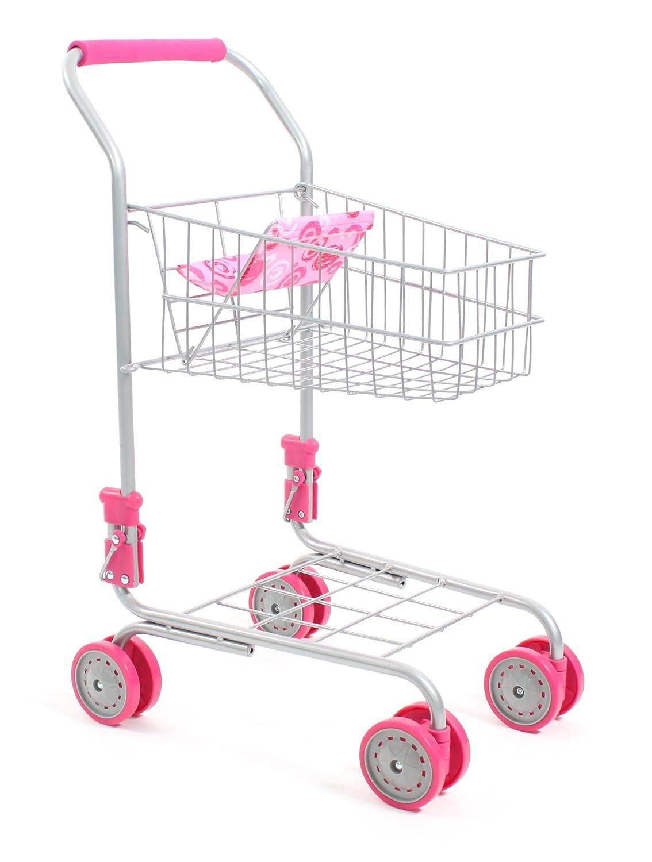 Einkaufswagen für Kinder -  Bayer Chic Einkaufswagen - Kinder Einkaufswagen Metall