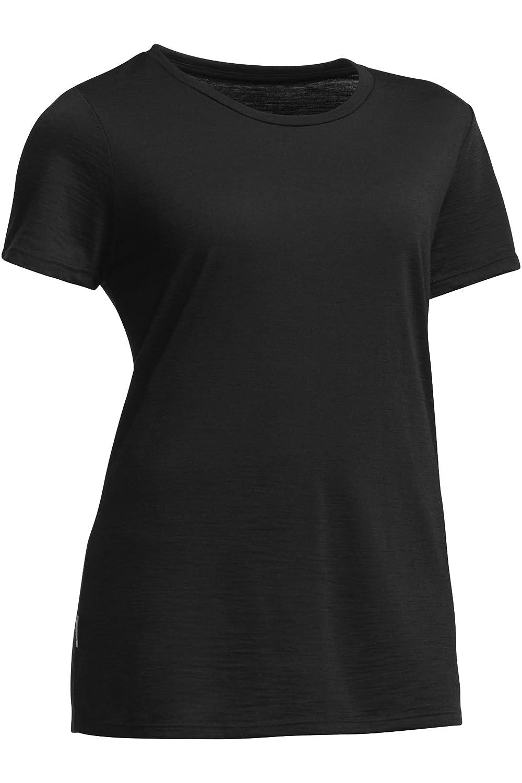 Icebreaker T-Shirt Tech Lite Short Sleeve Crewe - Camisa/Camiseta para Mujer