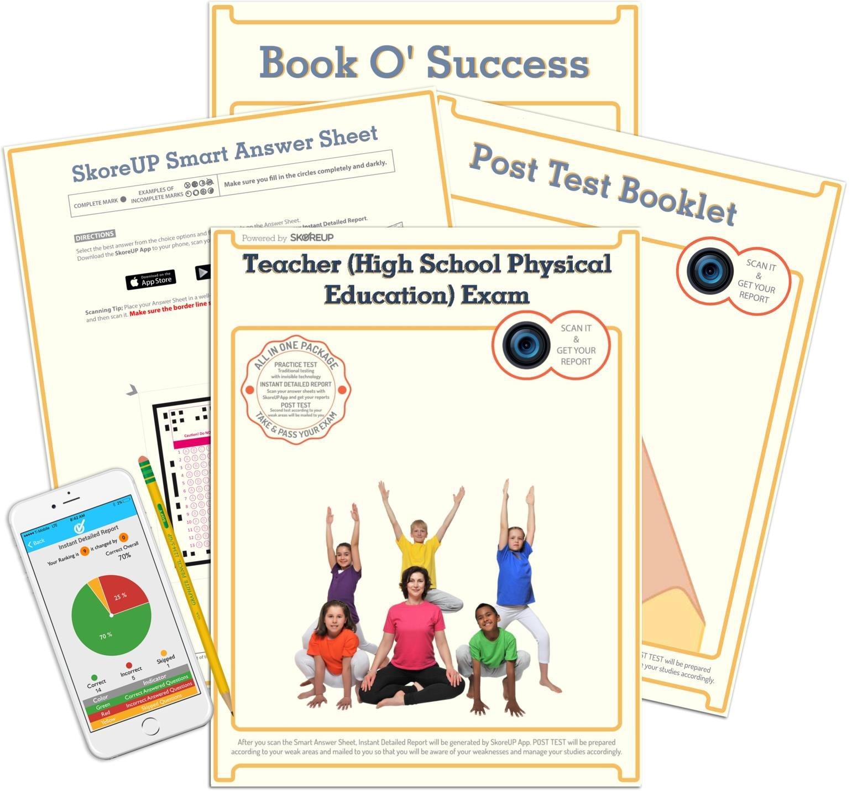 Teacher (High School Physical Education) Exam, Career Test Prep