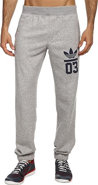 adidas Originals Hombre 3 Foil pantalón de chándal - M30316, Azul ...