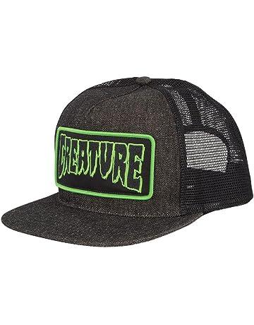0ce3152ae20 Creature Men s Mesh Trucker Snapback Hat