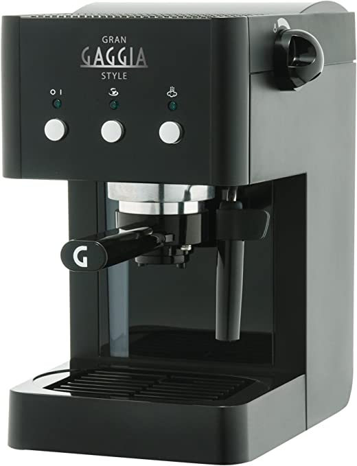 Gaggia RI8323/08 - Cafetera (Independiente, Máquina espresso, 1 L ...
