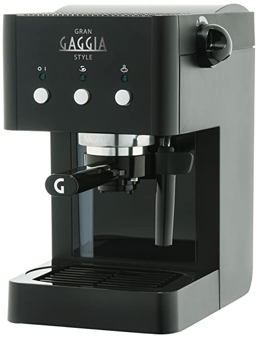 Gaggia RI8323/08 - Cafetera (Independiente, Máquina espresso ...
