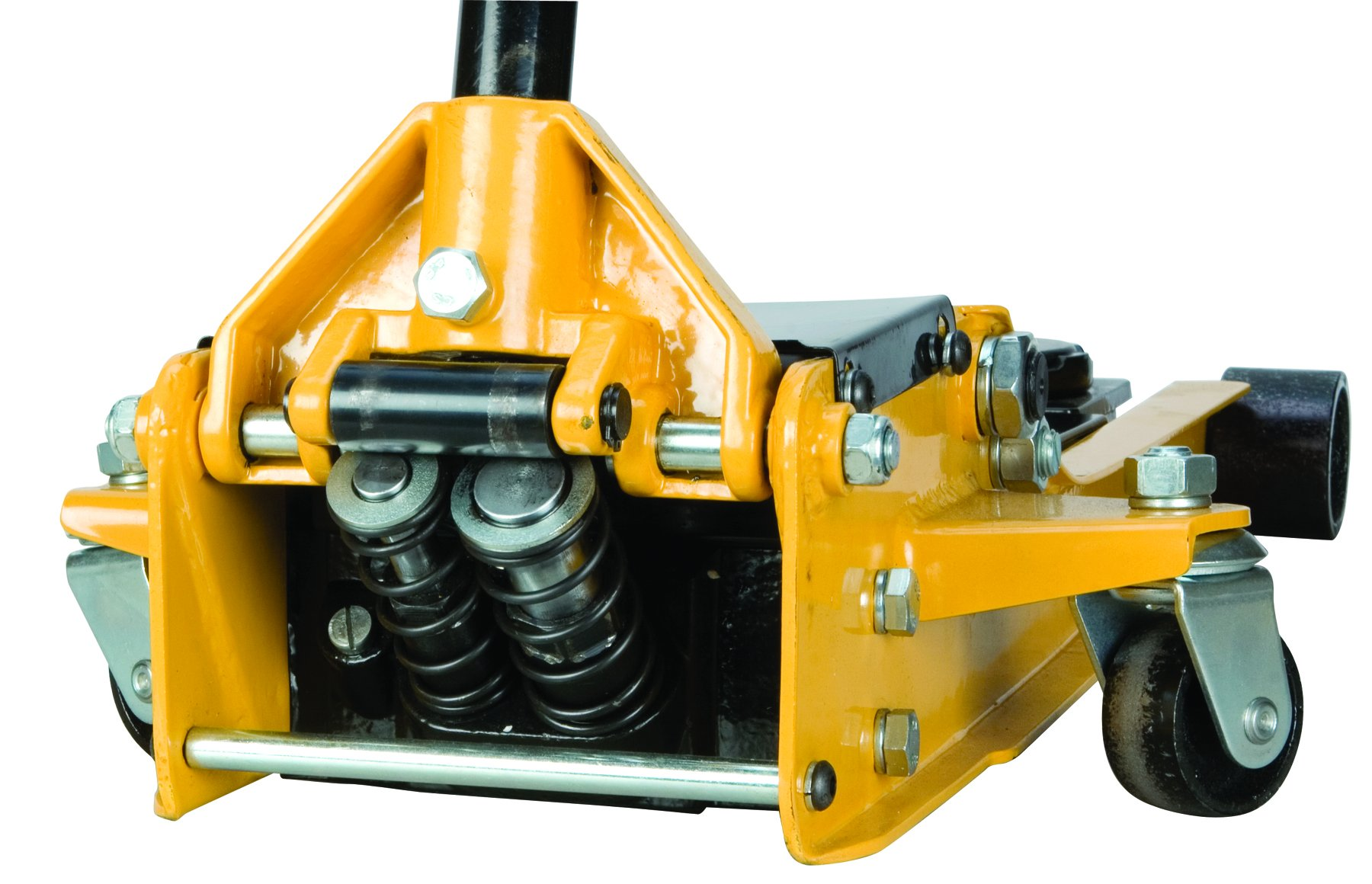 Performance Tool W1645 3 Ton (7,000 lbs.) Capacity Professional Low Profile Floor Jack
