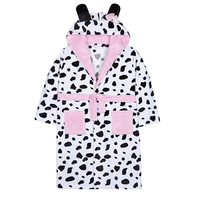 Lora Dora Girls Novelty 3D Dressing Gown  Amazon.co.uk  Clothing 13128ee20