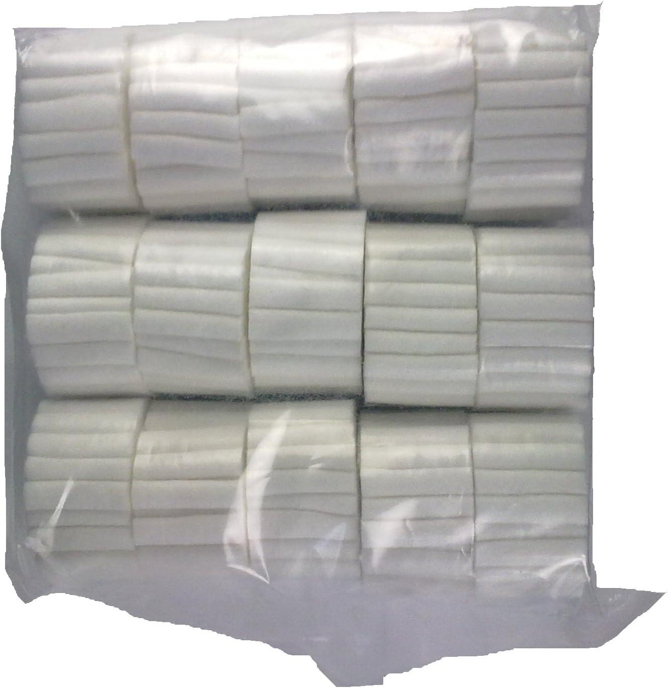 Dental - Rollos De Algodón Tamaño 1-3 (1): Amazon.es: Salud y ...