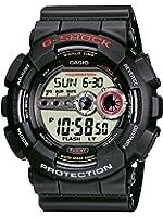 Casio Homme G-Shock Watch, Noir
