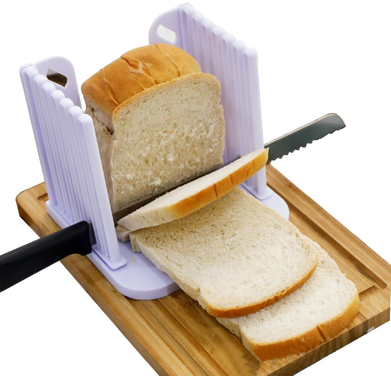 Cortador de pan, soporte de nivelador, cortador de pan de calidad ...