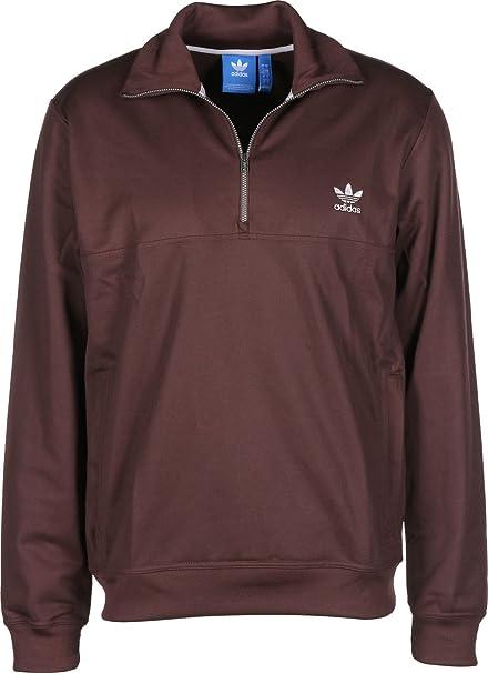 Adidas Originals Mens Beckenbauer Half Zip Track Top At Amazon Men S