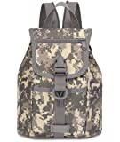 Small Tactical Backpack for toddlers Boys and Girls Mini Backpack Travel lightweight Daypack Classic School Backpack 10L