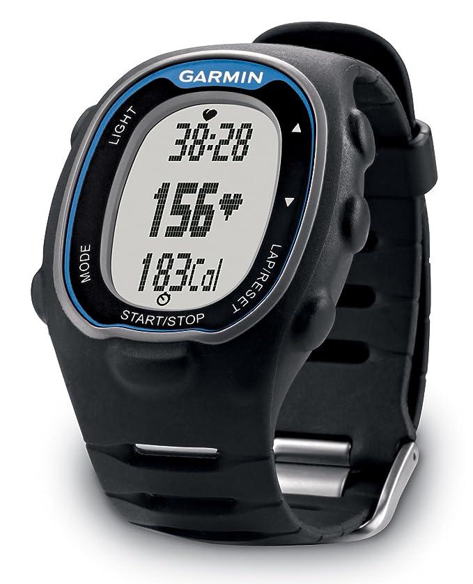 Garmin FR70 Reloj para Fitness con Puls&ampoacutemetro, Unisex-Adulto, Negro y Azul: Amazon.es: Deportes y aire libre