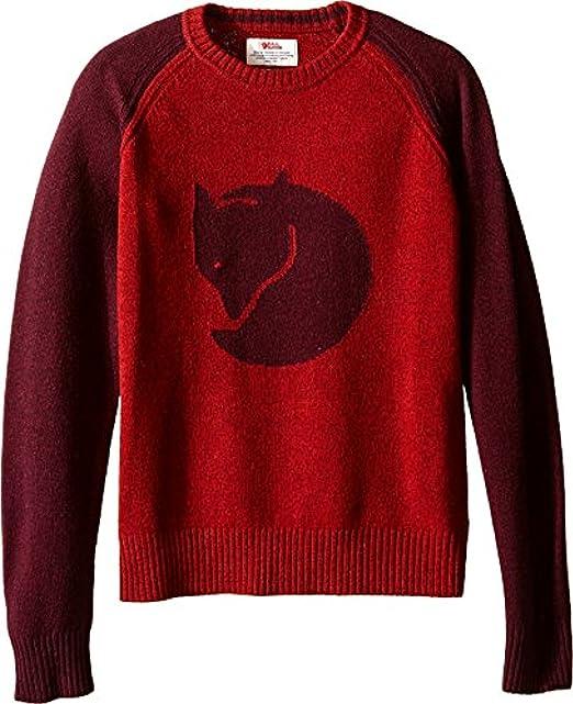 neue Stile zum halben Preis Junge Fjällräven Children Kids Fox Sweater Pullover Sweater ...