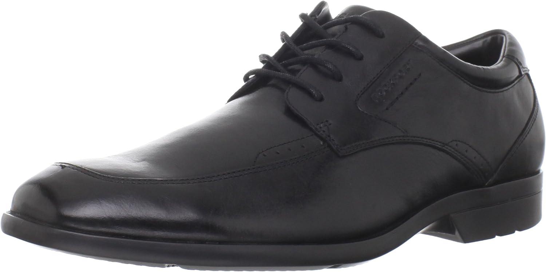 Rockport Business Lite Moctoe, Zapatos de Cordones para Hombre