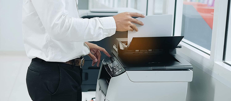 HYBRITE Papel Multiusos A4 Para Impresora Pack 2500 Folios 80gr