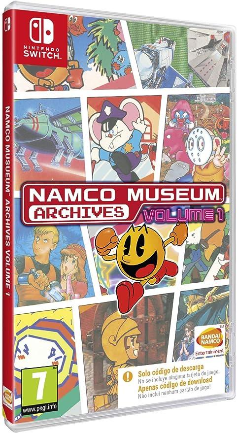 Namco Museum Archives - Volume 1: Amazon.es: Videojuegos