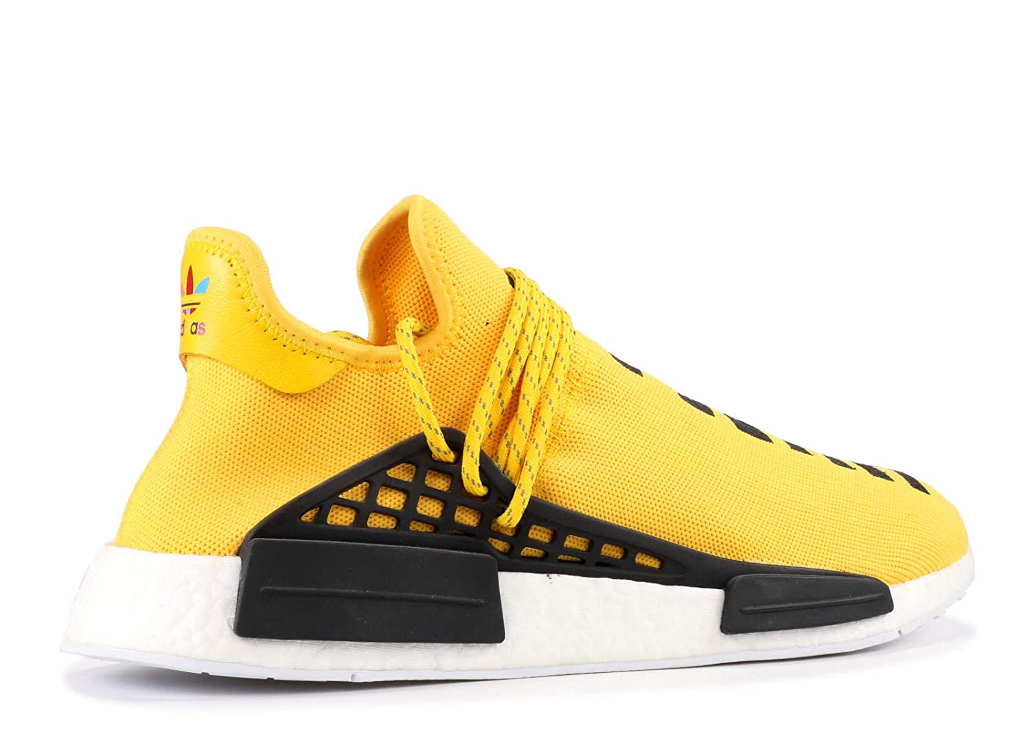 Amazon.com | adidas Pw Human Race NMD Human Race - Bb0619 - Size 10 Yellow, Black | Athletic