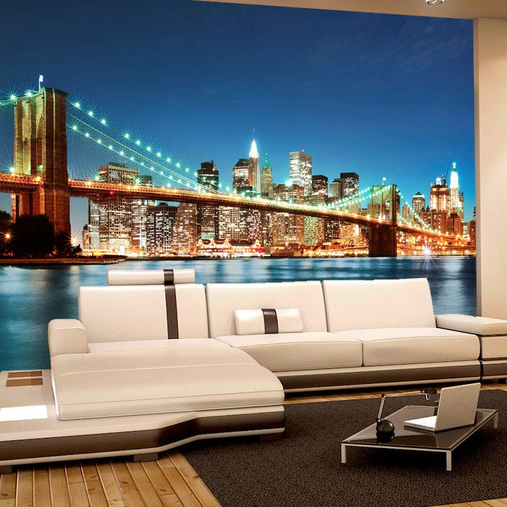 Vlies Fototapete 400x280 cm PREMIUM PLUS Wand Wand Wand Foto Tapete Wand Bild Vliestapete - New York City USA Empire State Building Big Apple - no. 0179 B016C99U8K Wandtattoos & Wandbilder 06caaa