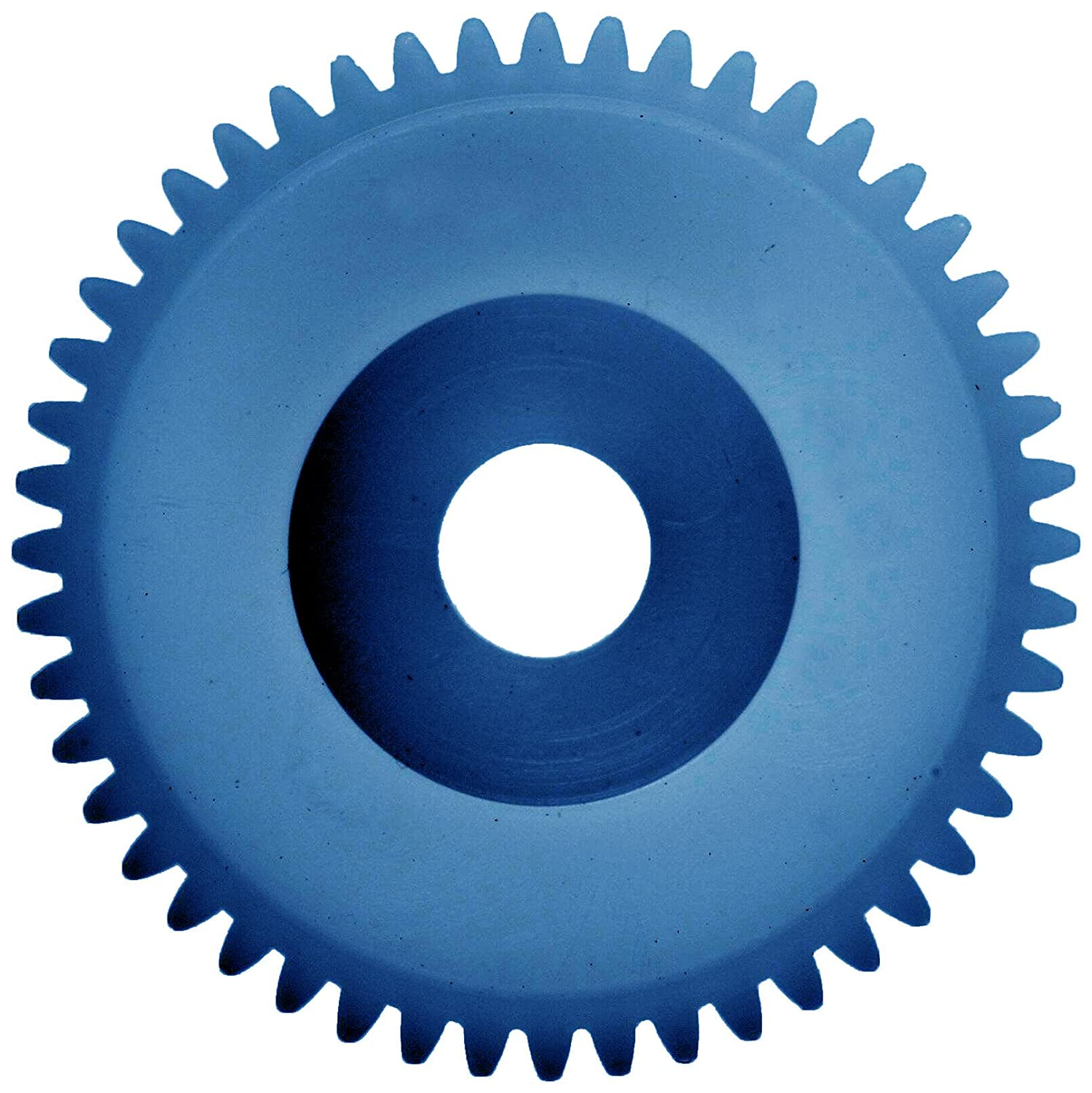 9 mm Hub Diameter 16.1 mm Outside Diameter 0.7 Metric Module Tooth Profile 6 mm Tooth Face Width, 4 +//-1mm Pilot Bore AM0.7B21 Ametric/® Metric Injection Molded Acetal Resin Spur Gear with Hub 20 Degree Pressure Angle Mfg Code 1-025 21 Teeth
