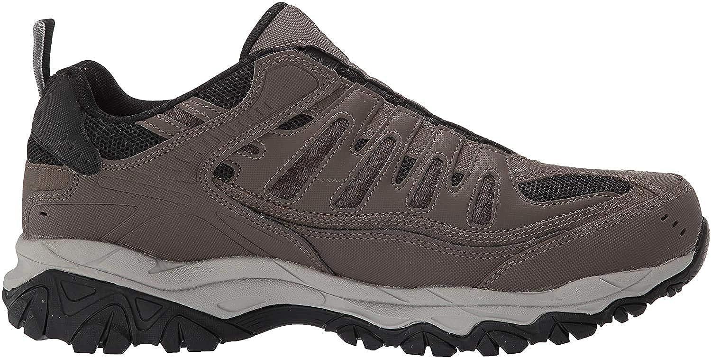 Fit Wonted Sneaker Skechers Mens Afterburn M