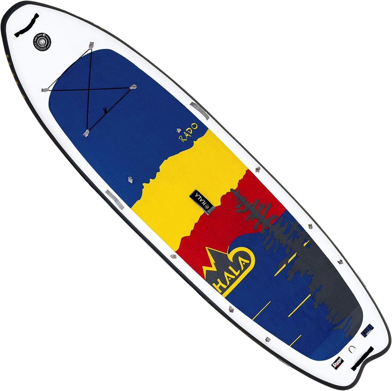 Hala Rado Inflatable Stand-Up Paddleboard