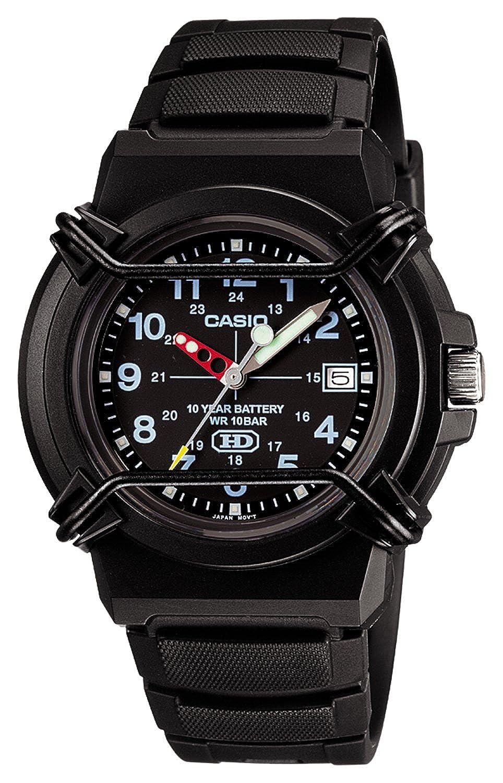 CASIO 腕時計 HDA-600B-1BJF