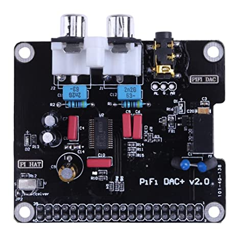 vanpower pcm5122 DAC módulo de tarjeta de sonido de audio ...