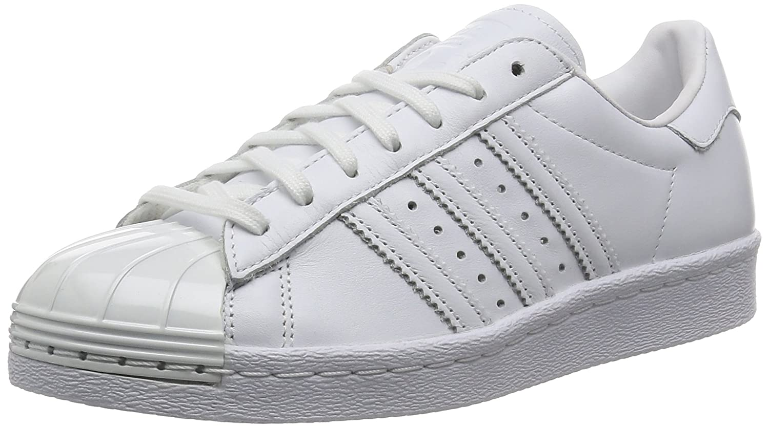 uk availability 850c9 b58d8 Amazon.com | adidas Originals Women's ' Superstar 80S Metal ...