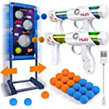 Gun Toy Gift for Boys Age of 4 5 6 7 8 9 10 11 12 Years Old Kids Girls Perfect Present for Birthday Children's Day with Movin