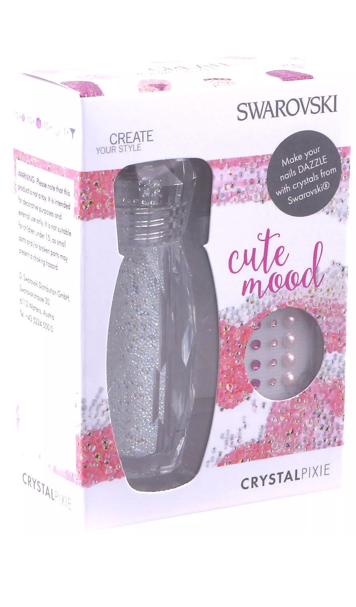 Amazon.com: PIXIE SWAROVSKI CRYSTAL CUTE MOOD (AURORA BOREAL): Beauty
