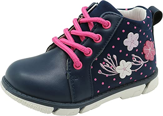 Shoes Girls Japanese Cherry Boots