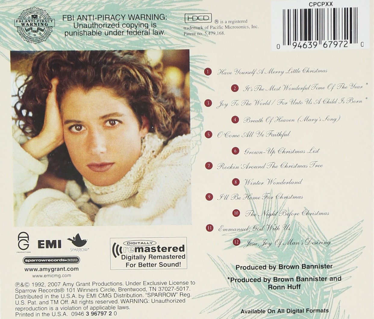 Amy Grant - Home For Christmas - Amazon.com Music