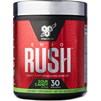 BSN Endorush Pre Workout, Sour Candy, 405 Grams