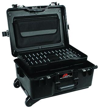 Plano PC820E Maleta Profesional Waterproof para Herramientas), negro